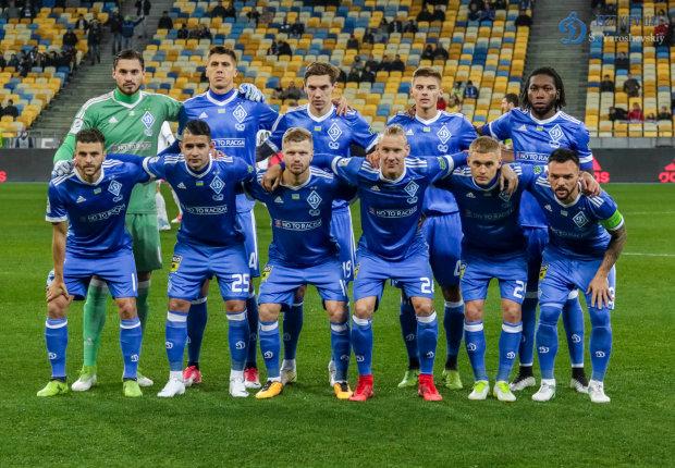 Динамо лишилось двух ключевых игроков