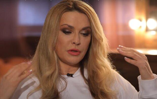Ольга Сумская, кадр из видео