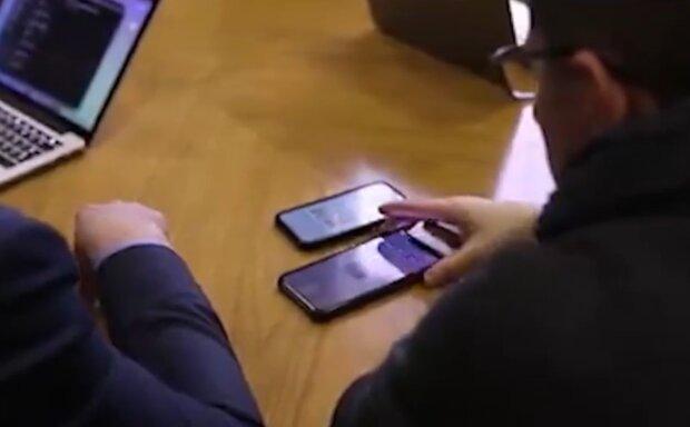 Паспорт у смартфоні, скріншот: YouTube