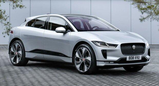 Jaguar I-Pace EV, carscoops