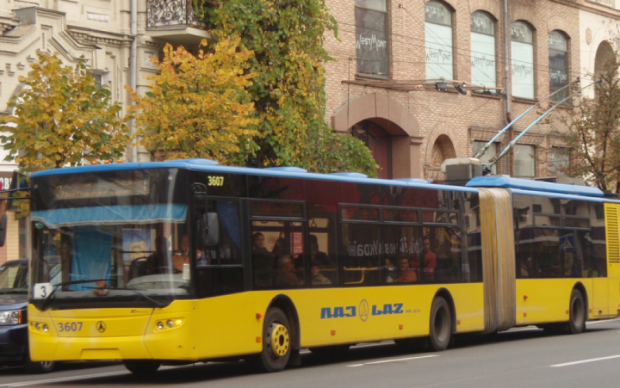 Столичні тролейбуси масово змінять маршрути