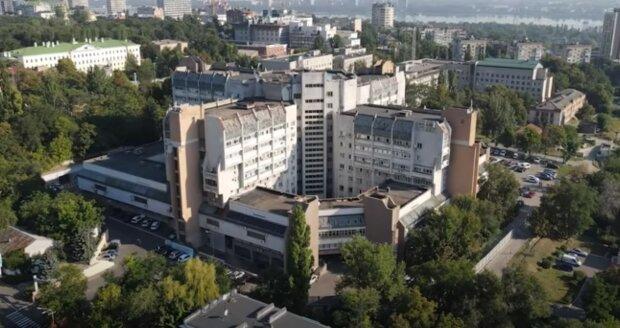 Больница Мечникова, Днепр скриншот