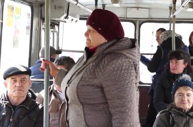 Індексація пенсій, кадр з відео