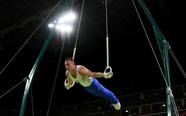 Український гімнаст взяв бронзу на чемпіонаті Європи