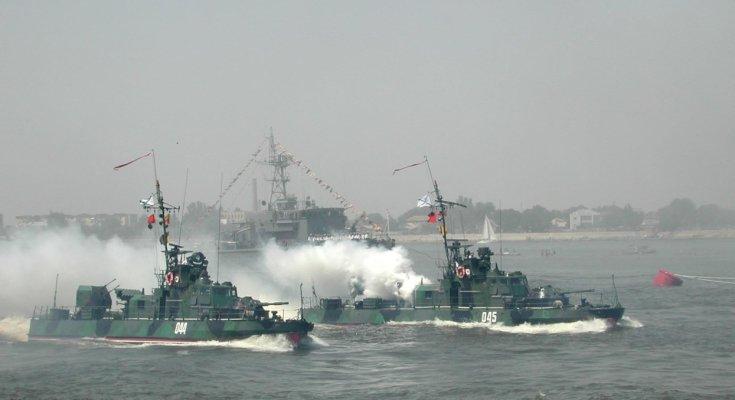 Охорона Азовського моря