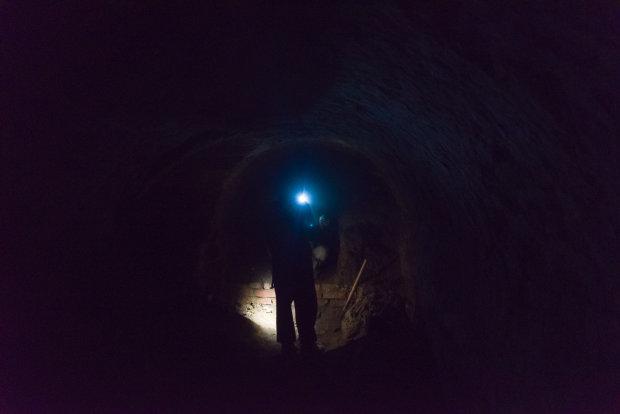 """Археологам відкрився вхід у підземне """"місто"""" козаків: фото"""