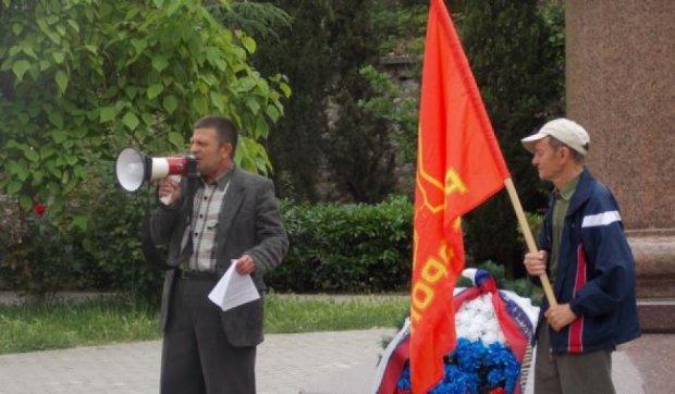 """Члена російської партії """"Рот Фронт"""" затримали в Севастополі"""