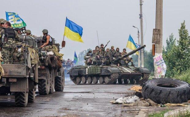 Украинские защитники, скриншот: YouTube