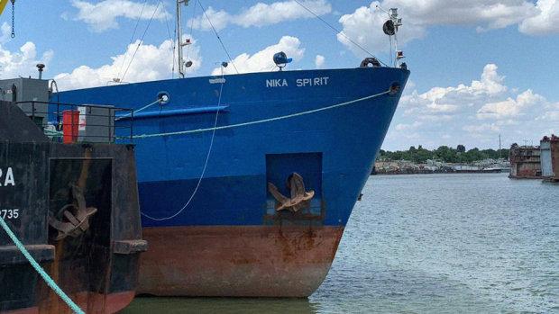СБУ відпустила на свободу моряків із затриманого російського танкера, - ЗМІ