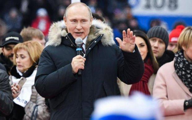 Символ криміналу: в мережі показали знакове фото Путіна
