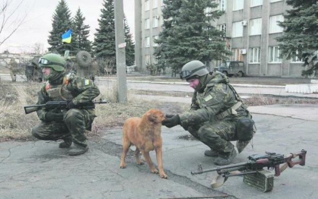 Вірний пес героїчно врятував українців від путінського дрона
