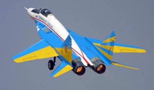 Высший пилотаж: что видят пилоты МиГ-29 (видео)