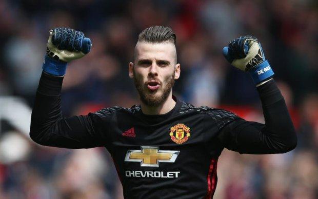 Зоряний голкіпер Манчестер Юнайтед передумав переходити в Реал