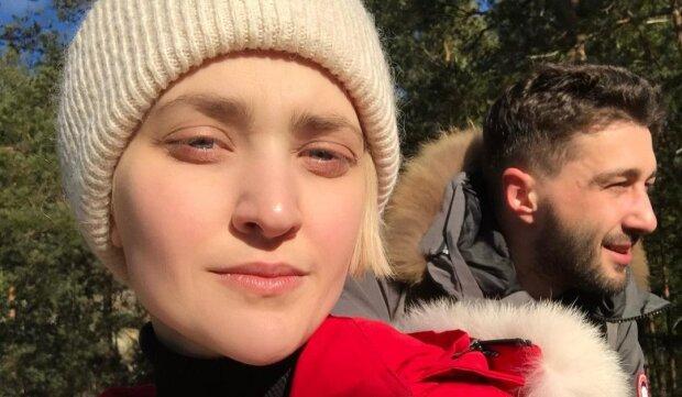 Вера Кекелия и Роман Дуда, фото с Instagram
