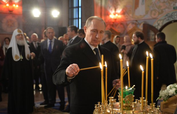 Митрополит УПЦ МП обратился к Путину за помощью: мой христианский долг