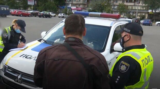 полиция, скриншот из видео