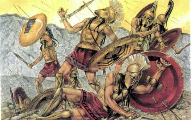 Эллада в огне: как поссорились Афины и Спарта, и что из этого вышло