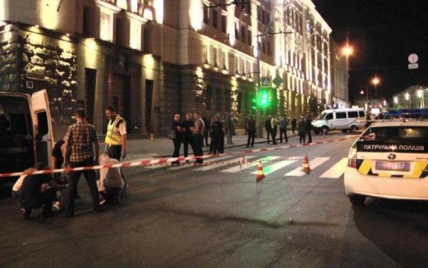 Стрілянина у Харкові: копи показали обличчя нападника