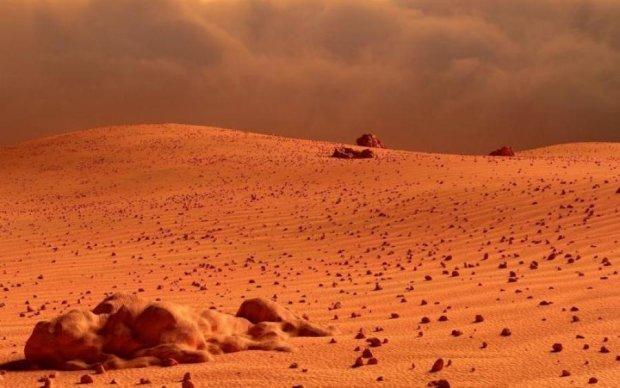 Вчений довів наявність життя на Марсі