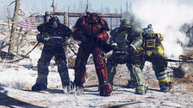 Fallout 76: разработчики опубликовали системные требования