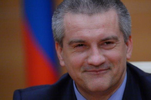 Аксьонов грозить українській владі трибуналом