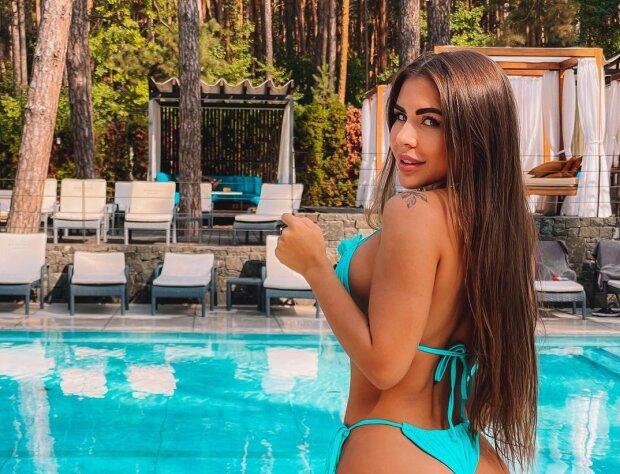 София Стужук, фото с Instagram