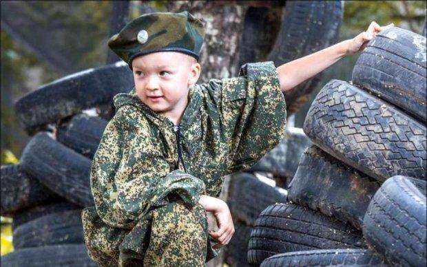 Дітей вчать воювати: найбільший телеканал Європи зганьбився з Кримом