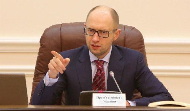 Яценюк предложит коалиции новый состав правительства