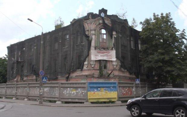 Столичные копы спасли памятник архитектуры