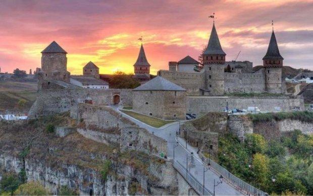 Чи добре ви знаєте замки та фортеці України?