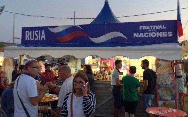 """Украинское пиво и китайская еда: Россия похвасталась """"национальными достижениями"""""""