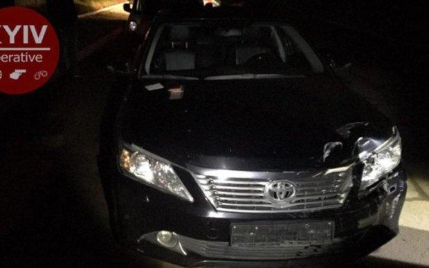 Пьяный сотрудник Генпрокуратуры устроил масштабную аварию в столице