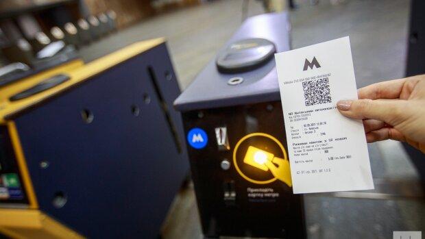 Киевское метро начинят турникетами для QR-билетов: на каких станциях искать ноу-хау