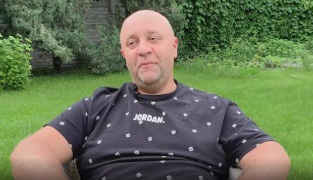 Егор Крутоголов, скриншот из видео