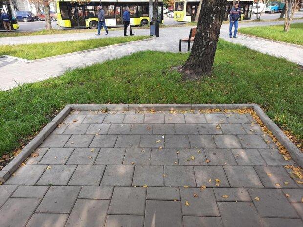Вандали у Львові, фото: соціальні мережі