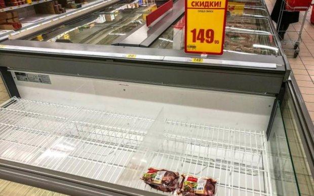 Путінські маріонетки втратили контроль над цінами в Криму
