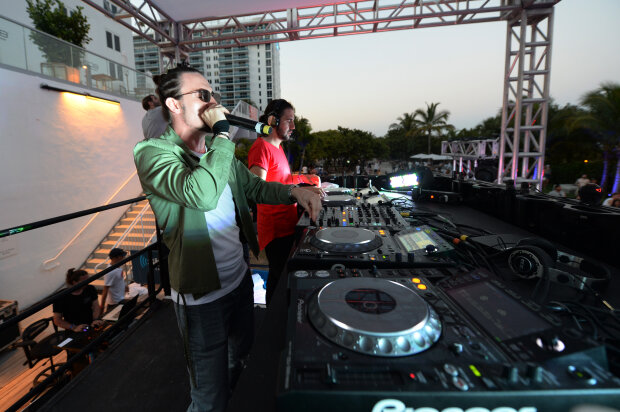 Dimitri Vegas & Like Mike, фото Getty Images