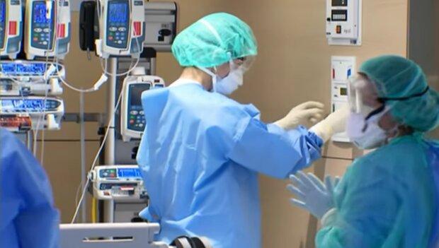 Коронавірус в Іспанії, скріншот: YouTube