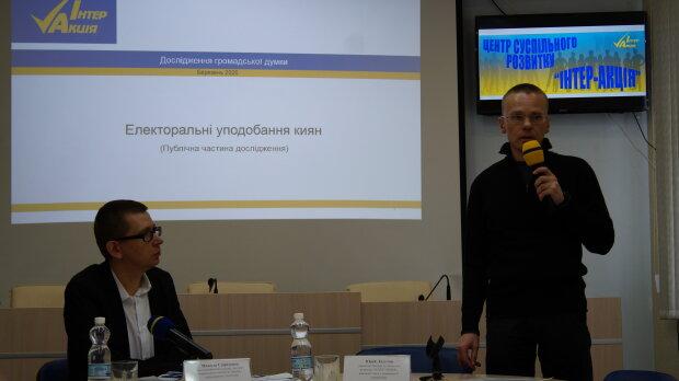 Андрій Пальчевський завойовує симпатії киян і завзято вступає в боротьбу з Віталієм Кличком за крісло мера столиці