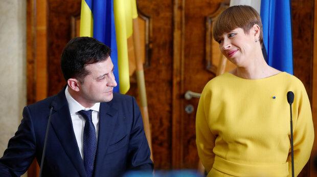"""Головне за день 26 листопада: """"слуги народу"""" почали розбігатися,  красуня президент Естонії зробила Зеленському приємно"""