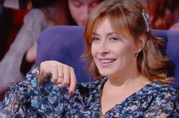 Елена Кравец, скриншот из видео