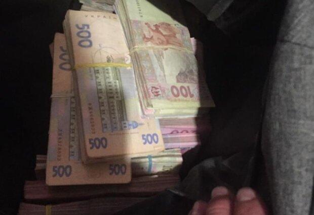 Перевозка наличных денег, фото: ООС, Facebook
