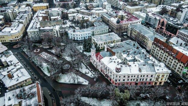 Івано-Франківськ, фото: Facebook Руслан Веселий