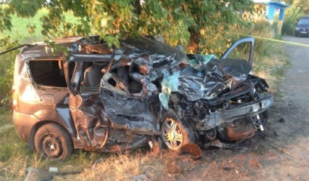 П'яний водій на Закарпатті вдруге скоїв смертельну аварію (фото, відео)