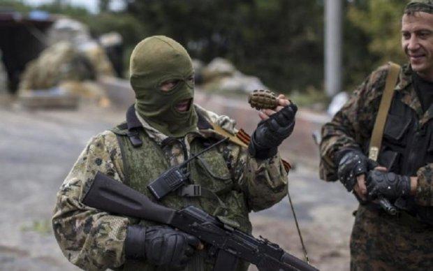 """Боевики устроили украинским защитникам адский """"дождь"""""""
