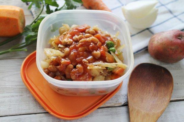 Найсмачніший і легкий рецепт овочевого рагу
