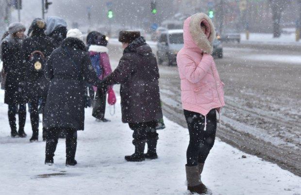 Погода на воскресенье не оставит украинцам выбора