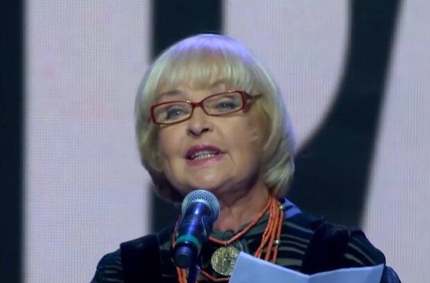 Ада Роговцева, кадр з відео