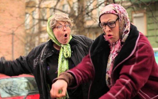 Флешмоб Satisfaction дістався до бабусь – ті не підкачали