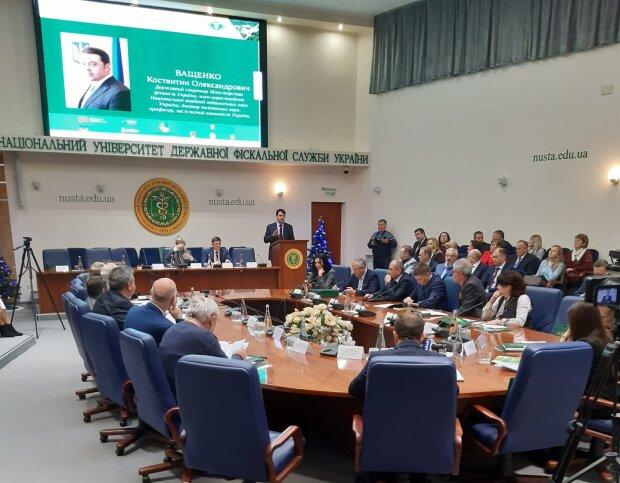 В Університеті ДФС України відбувся Перший податковий конгрес